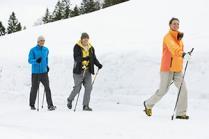 Ослабете со зимско пешачење
