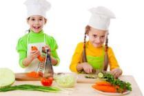 Како вашите деца да јадат повеќе овошје и зеленчук