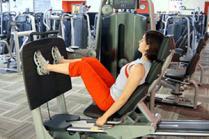Вежби за обликување на телото со помош на фитнес справи