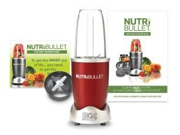 Delimano Nutribullet Red Екстрактор на хранливи состојки