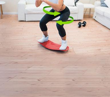Twist Board Фитнес реквизит