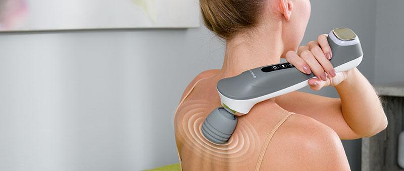 Wellneo 3во1 Безжичен рачен масажер