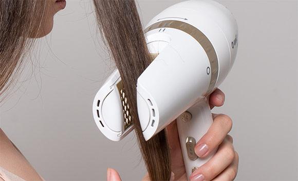 Wellneo 2 во 1 AirPro Фен за коса